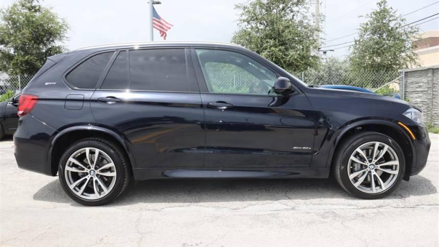 2018 BMW X5 xDrive40e 5UXKT0C55J0W01363