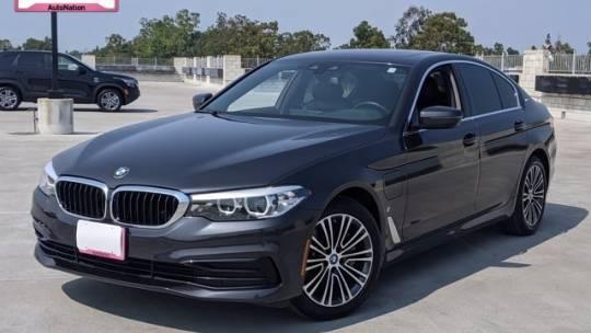 2019 BMW 5 Series WBAJA9C58KB388760
