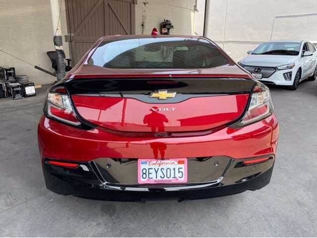 2018 Chevrolet VOLT 1G1RD6S58JU136922