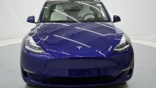 2021 Tesla Model Y 5YJYGDEE7MF198660