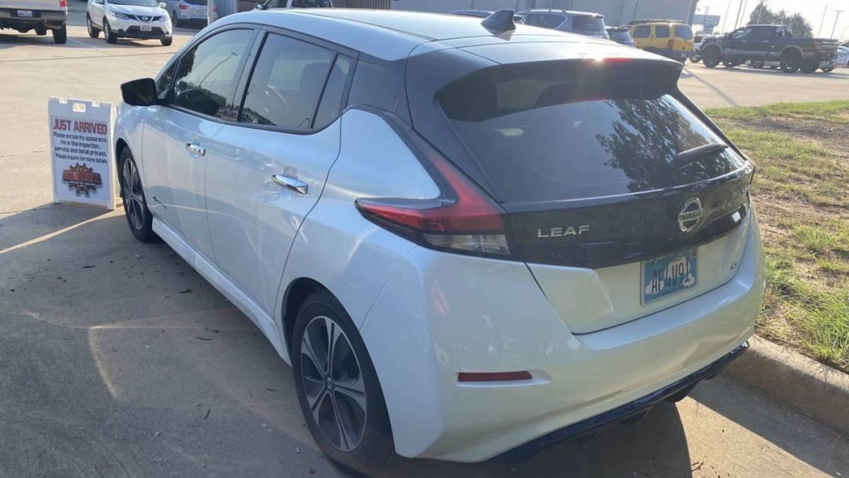2018 Nissan LEAF 1N4AZ1CP3JC315079