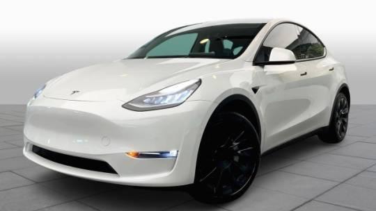 2021 Tesla Model Y 5YJYGDEEXMF102813
