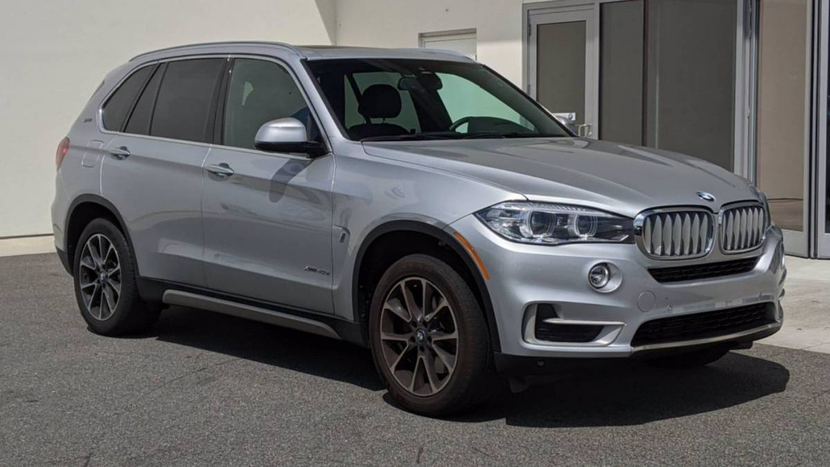 2018 BMW X5 xDrive40e 5UXKT0C50J0W02033