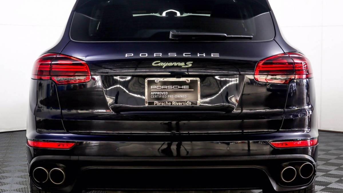 2018 Porsche Cayenne WP1AE2A28JLA70894