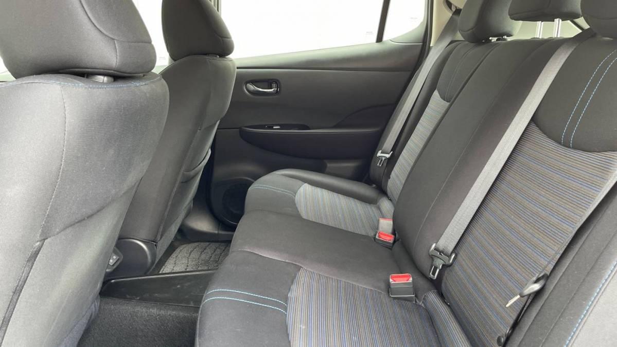 2020 Nissan LEAF 1N4AZ1CP4LC302196