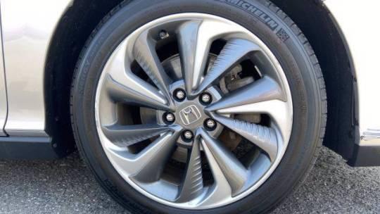 2018 Honda Clarity JHMZC5F37JC011489