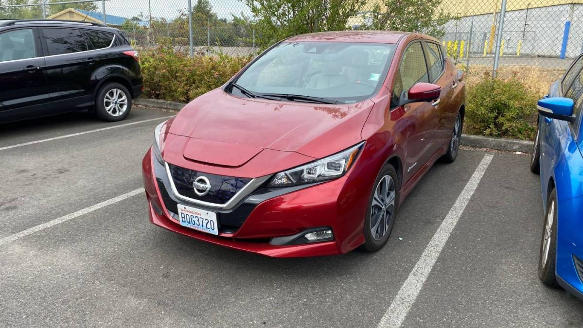 2019 Nissan LEAF 1N4AZ1CP4KC306487