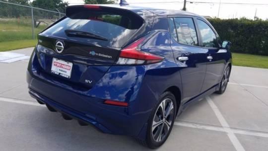 2021 Nissan LEAF 1N4AZ1CVXMC552400