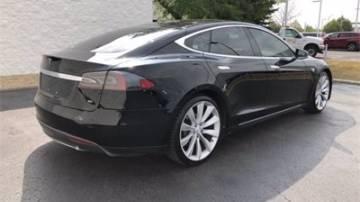 2013 Tesla Model S 5YJSA1CN6DFP09963