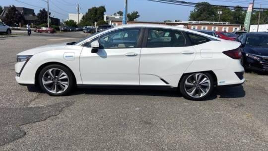 2018 Honda Clarity JHMZC5F10JC016869