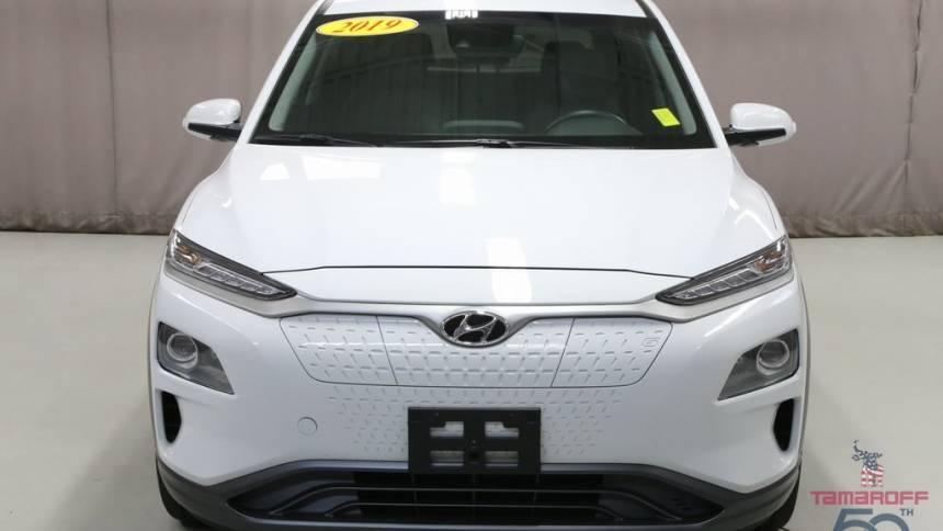 2019 Hyundai Kona Electric KM8K33AG1KU024845