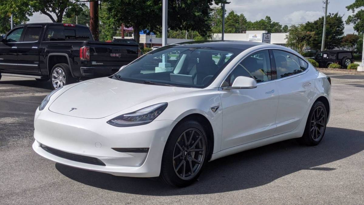 2019 Tesla Model 3 5YJ3E1EA6KF401689