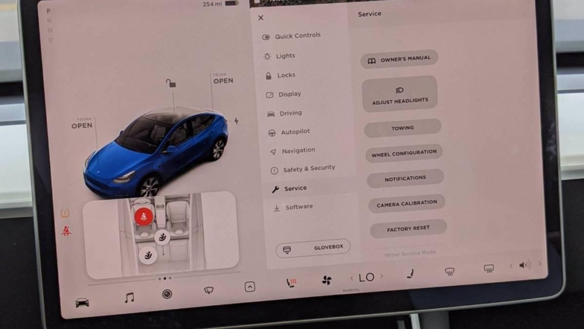 2020 Tesla Model Y 5YJYGDEE6LF016459