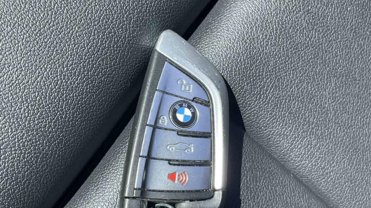 2018 BMW 5 Series WBAJA9C52JB251232