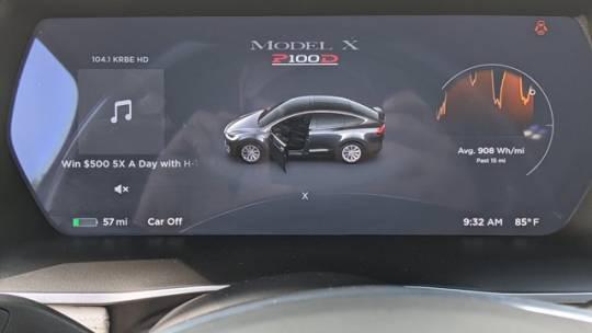 2017 Tesla Model X 5YJXCAE48HF038435