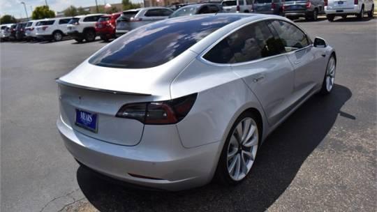 2018 Tesla Model 3 5YJ3E1EA1JF007015