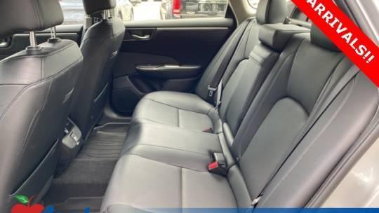 2018 Honda Clarity JHMZC5F35JC010227