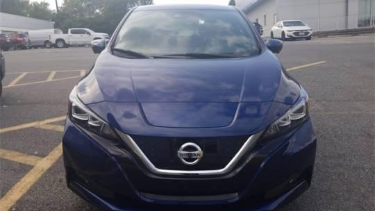 2019 Nissan LEAF 1N4AZ1CP8KC302667