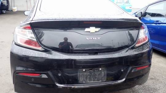 2017 Chevrolet VOLT 1G1RD6S58HU187685