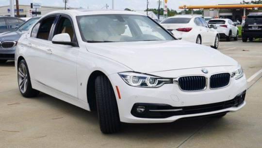 2018 BMW 3 Series WBA8E1C54JA178181