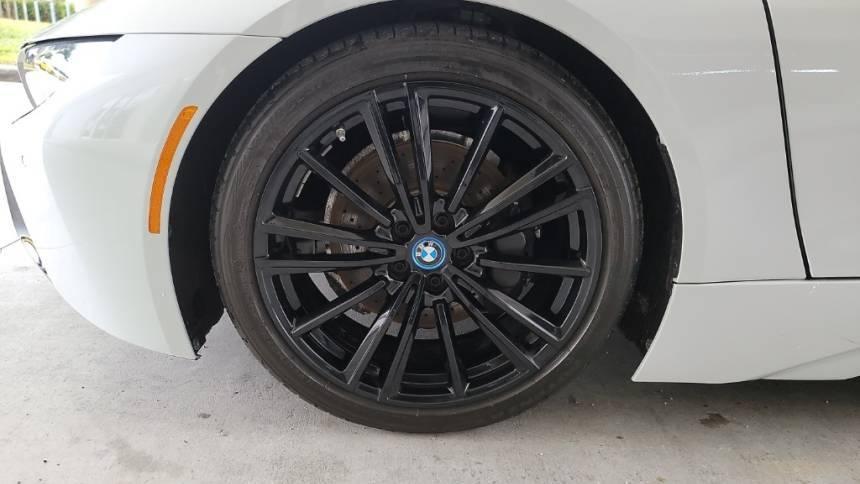 2019 BMW i8 WBY2Z6C57KVG98011