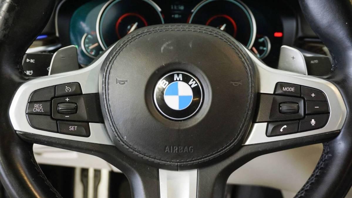 2018 BMW 5 Series WBAJA9C50JB250886