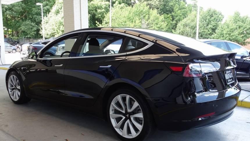 2018 Tesla Model 3 5YJ3E1EA2JF176136