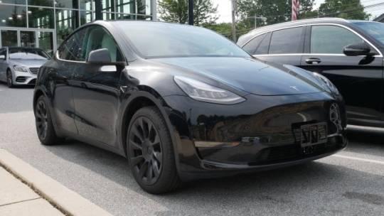 2020 Tesla Model Y 5YJYGDEE9LF022045
