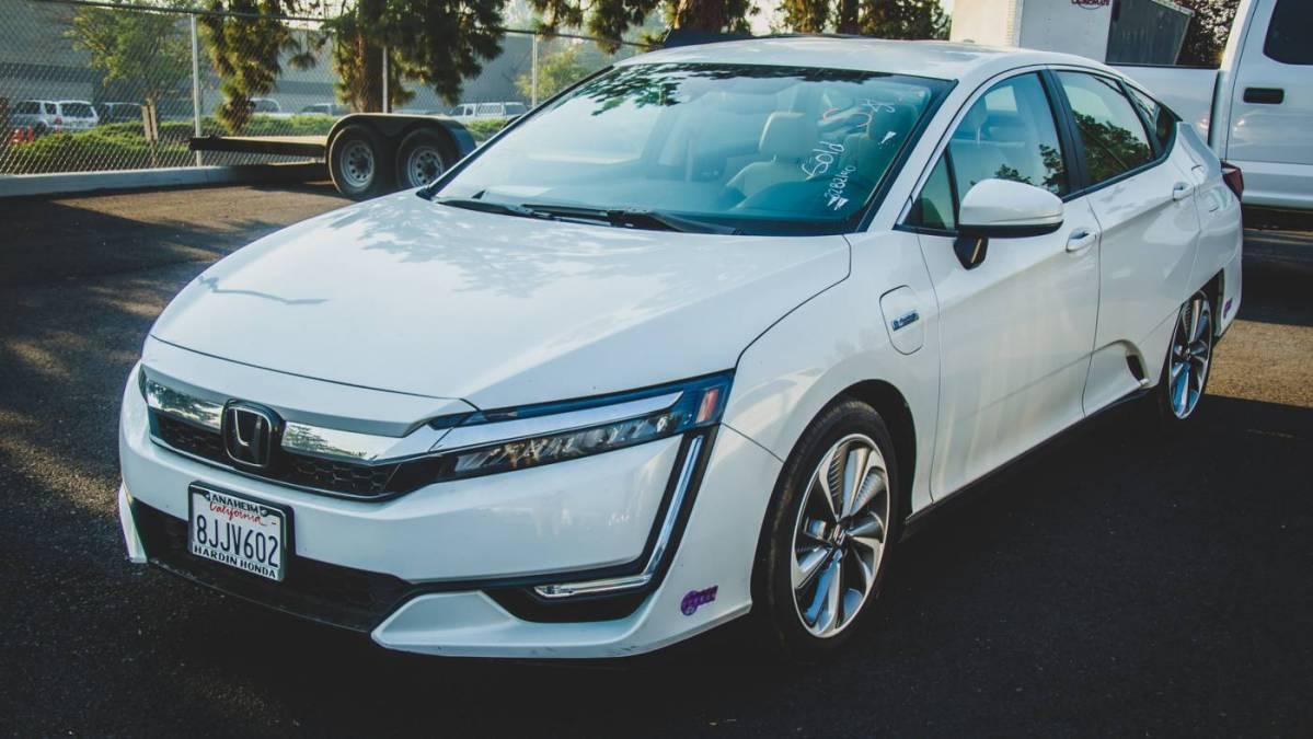 2019 Honda Clarity JHMZC5F10KC001032