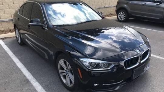 2018 BMW 3 Series WBA8E1C5XJA179982