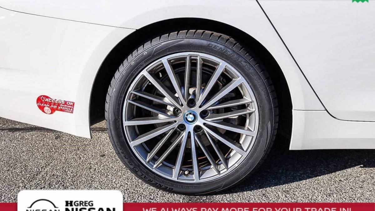 2018 BMW 5 Series WBAJA9C53JB251157