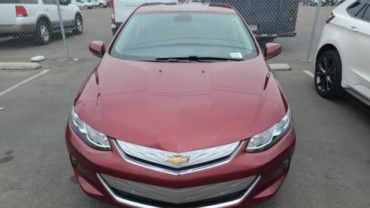 2017 Chevrolet VOLT 1G1RD6S52HU196592