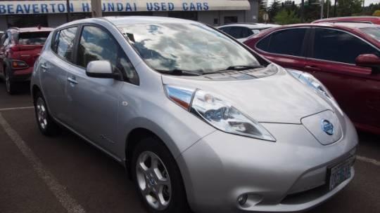 2012 Nissan LEAF JN1AZ0CP2CT025605