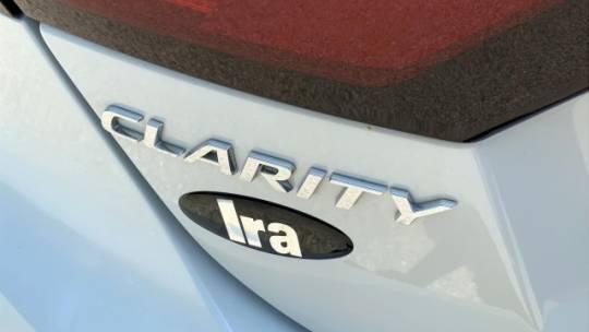 2018 Honda Clarity JHMZC5F31JC001170