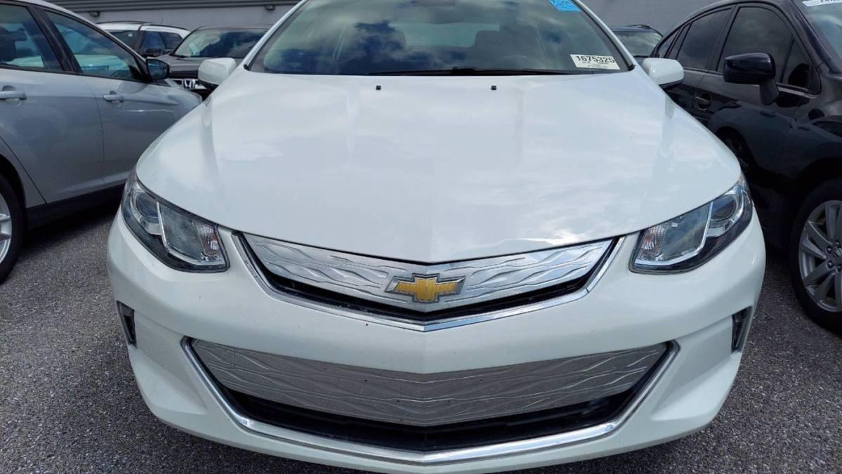 2018 Chevrolet VOLT 1G1RC6S5XJU130977