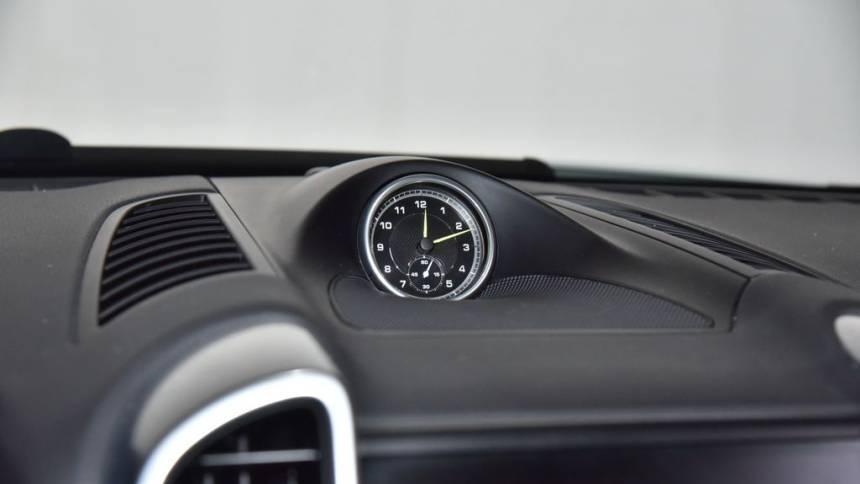 2018 Porsche Cayenne WP1AE2A2XJLA70797
