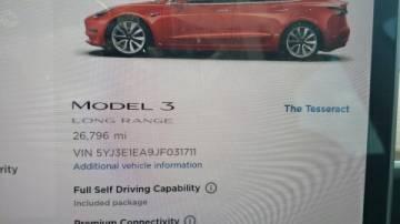 2018 Tesla Model 3 5YJ3E1EA9JF031711