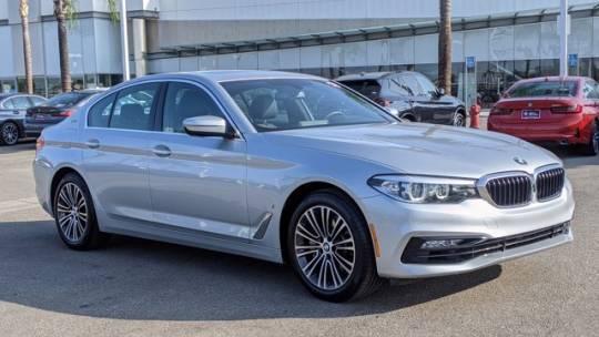 2018 BMW 5 Series WBAJA9C50JB250709