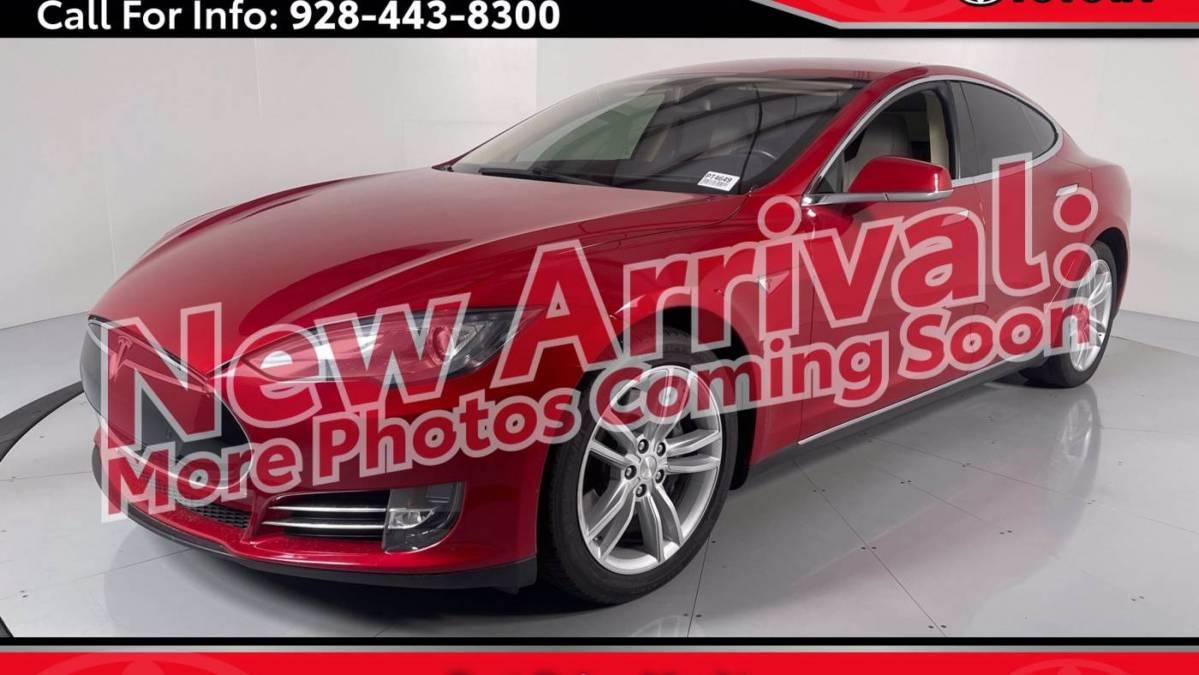 2014 Tesla Model S 5YJSA1H1XEFP35005