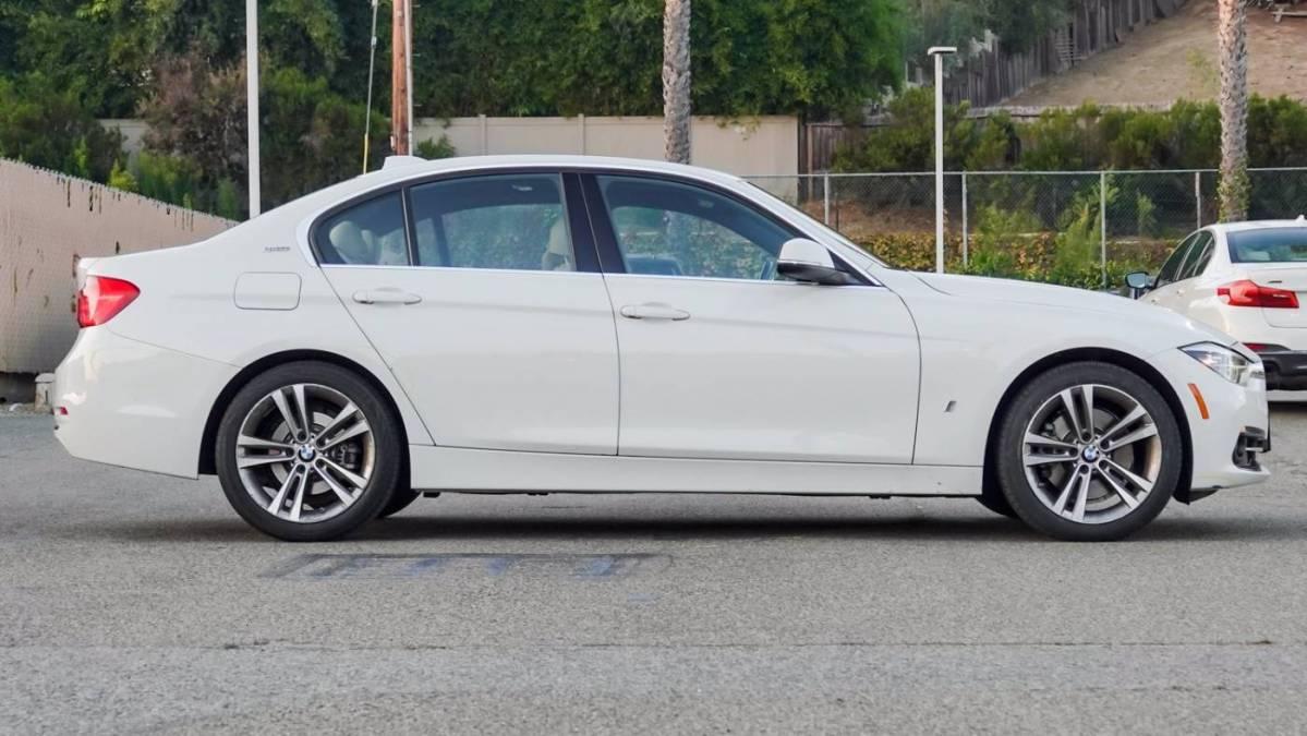 2018 BMW 3 Series WBA8E1C56JA756328