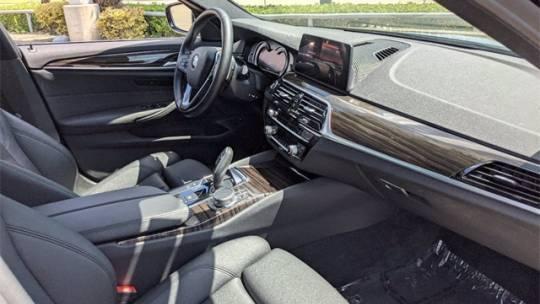 2018 BMW 5 Series WBAJA9C58JB251087