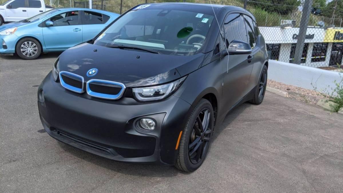 2015 BMW i3 WBY1Z2C53FV287454