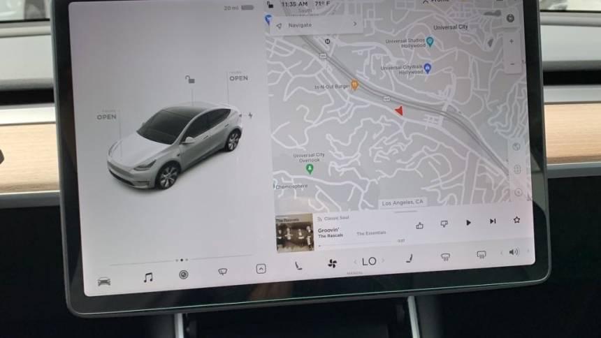 2020 Tesla Model Y 5YJYGDEE1LF018829