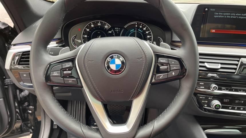 2018 BMW 5 Series WBAJA9C53JB252731