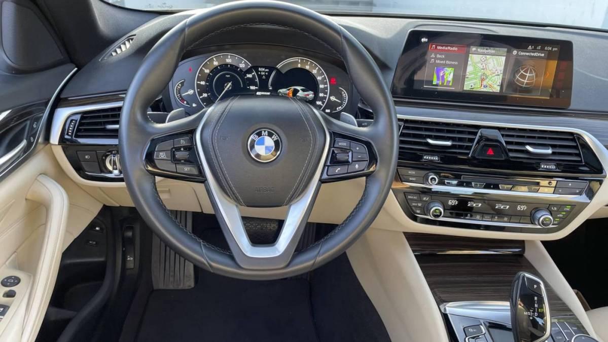 2018 BMW 5 Series WBAJA9C57JB252165