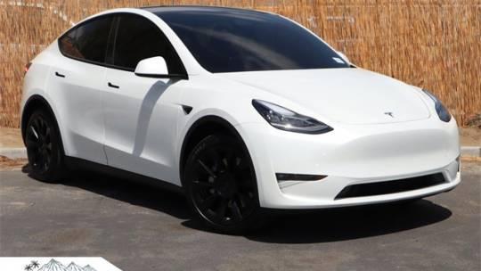 2021 Tesla Model Y 5YJYGDEE7MF107872
