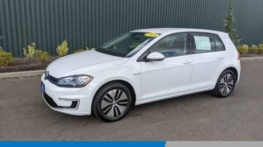 2018 Volkswagen e-Golf WVWPR7AU3JW907239