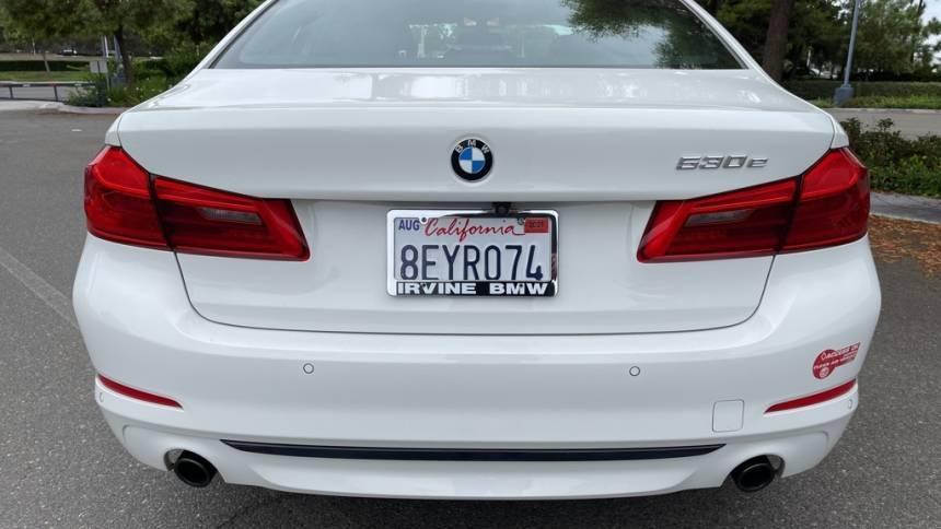 2018 BMW 5 Series WBAJA9C52JB251330