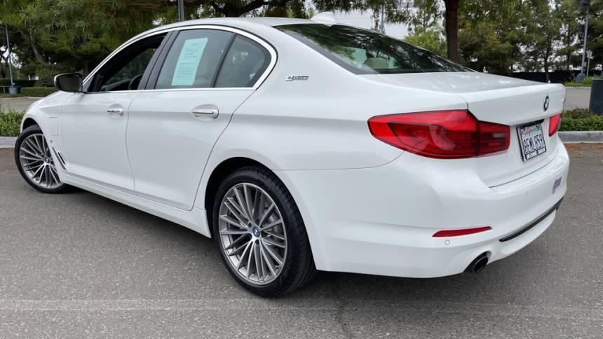 2018 BMW 5 Series WBAJA9C55JB251306