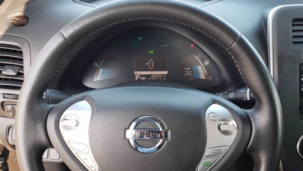 2015 Nissan LEAF 1N4AZ0CP3FC311809